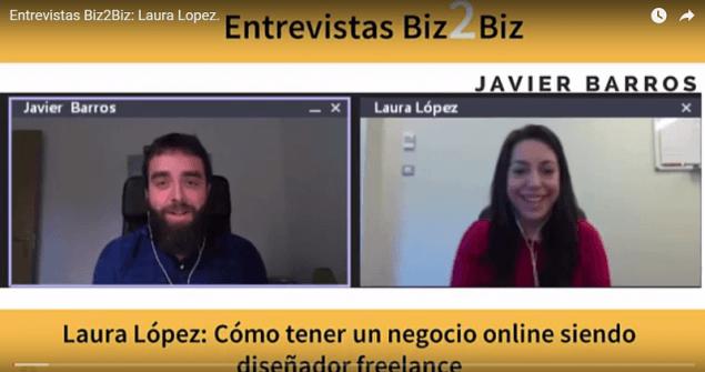 Laura López: Cómo dejar de ser freelance para tener un negocio online
