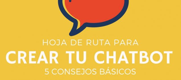 Crear un chatbot consejos practicos